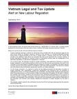 Mazars Alert on New Labour Regulation 2013
