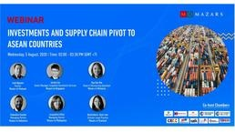 Mazars Webinar_Investments and Supply Chain Pivot to Asean Countries