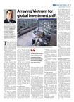 Vietnam Investment Review_Arraying Vietnam for global investment shift